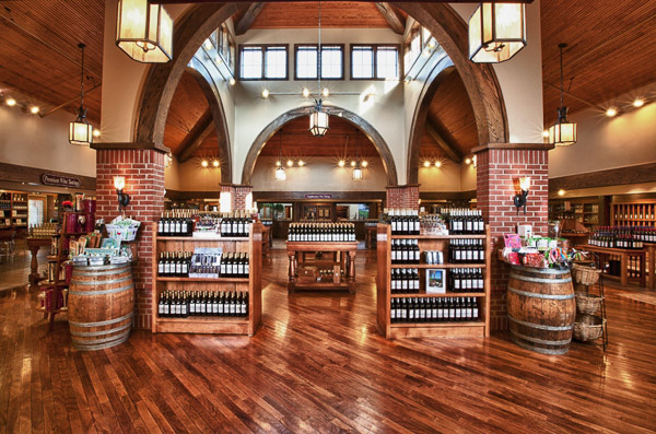 Fun things to do in Asheville NC : Biltmore Winery in Asheville NC.