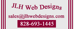 Banner Ad for JLH Web Designs