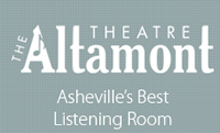 Altamont Theater in Asheville NC.