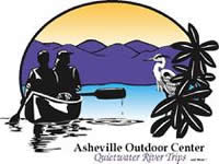 Fun things to do in Asheville NC : Asheville Outdoor Center in Asheville NC.