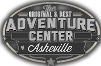 Fun things to do in Asheville NC : Asheville Zipline Canopy Adventures in Asheville NC.