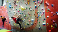 Fun things to do in Asheville NC : Climbmax.