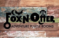 Fun things to do in Asheville NC : Fox n Otter.
