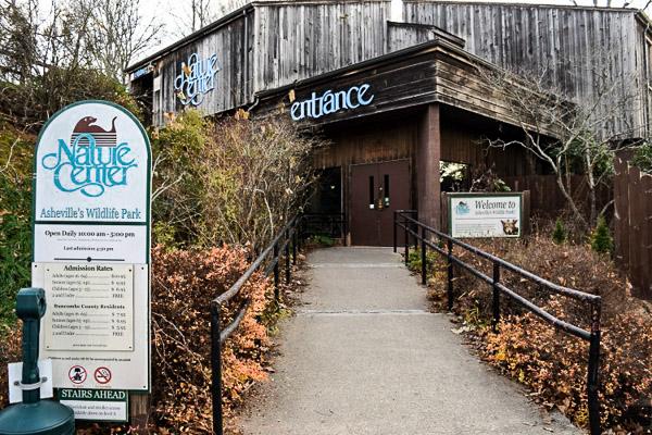 Nature Center Asheville Hours