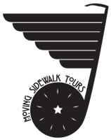 Fun things to do in Asheville NC : Moving Sidewalk Tours in Asheville NC.