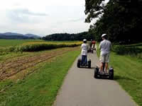 Fun things to do in Asheville NC : Segway Biltmore.